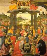 Ghirlandaio Domenico 11 stampa in A4