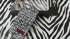 Diesel iPhone 5 Case black x01901 Pluton snap-on Branded Hard Back Cover BNWT