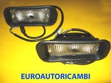 FIAT 124 CC CS SPORTS COUPE FRONT LEFT & RIGHT BLINKER LAMPS RARE ORIGINAL FIAT