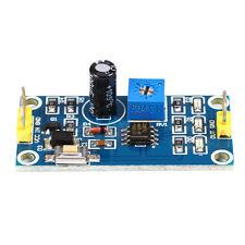 1 pc 5-12V Relais Temporisé NE555 Minuteur Adjustable relay Module 0-120 Second