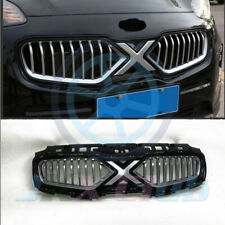 Front Bumper Grille Mesh Grill Vent grille Modified j Fit For KIA Sportage 16-18