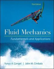 Fluid Mechanics (SIE) : Fundamentals and Applications 3rd Int'l Edition