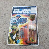 Vintage GI Joe Figure MOC 1988 Hardball Factory Sealed