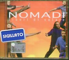 "I NOMADI  "" LIBERI DI VOLARE "" CD SIGILLATO  CGD - WARNER 2000"