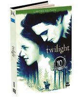 TWILIGHT EDIZIONE DIGIBOOK (2 DVD) Kristen Stewart, Robert Pattinson