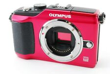 OLYMPUS PEN E-PL2 12.3MP Digital Camera Red (Body Only) Exc+++ from Japan #12179
