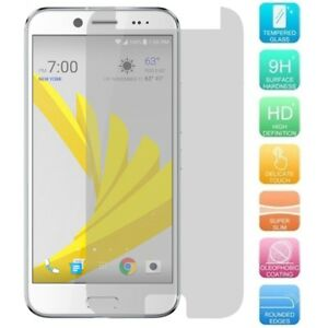 New Premium Thin [Real Tempered Glass] Screen Protector for HTC Bolt / 10 Evo