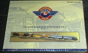 Lionel 6-31711 #1563W WABASH FREIGHT SET (TMCC F3 A #2240) LOCAL PICKUP ONLY