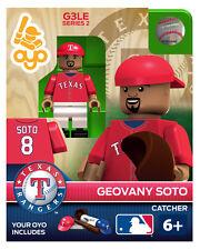 Geovany Soto MLB Texas Rangers Oyo Mini Figure NEW G3
