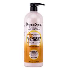 Original Sprout Island Bliss Shampoo 100% Vegan 33 oz Brand New & Fresh