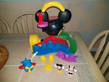 Disney Mickey Mouse Clubhouse Fly & Slide Fly n' Slide Playset Figures COMPLETE