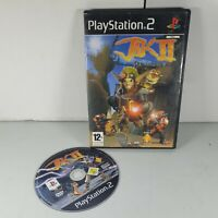 Jak II Renegade Playstation PS2 Action Video Game PAL