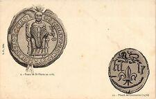 CPA Sceau de St Pierre en 1085-Plomb de Commerce (188243)