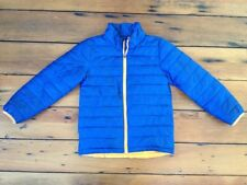 "H&M Sport Childrens Puffer Ski Jacket Navy Blue Coat 31"" Chest"