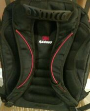 Limited Ed. 3M Racing Mobile Edge Backpack Gear Sack Motorcycle Computer Bag