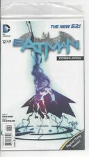 Batman 12 (New 52) -NM - 9.6 - Sealed Combo pack