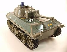 Joustra Tank TF 56  tôle lithographiée ancien 21 cm