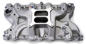 Engine Intake Manifold-Base Edelbrock 2166