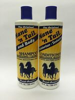 Mane N Tail Original Conditioner and Shampoo 12oz SPECIAL OFFER