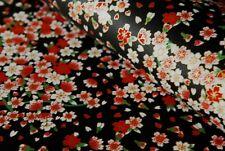 Giapponese Chiyogami Washi Yuzen Paper (BK67) ~ foglio di grandi dimensioni 61 x 45cm