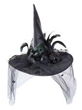 Satin Hats & Headwear Halloween Fancy Dresses