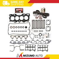 Head Gasket Set Timing Belt Kit Fit 94-01 Acura Integra B18C1 B18C5