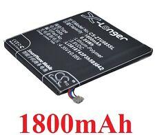 Batterie 1800mAh type Li3716T42P3h585642 Li3818T43P3h585642 Pour ZTE U930HD