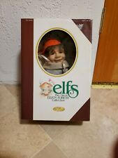 """New 1997 Berenguer Elfs The Great Elven Forest Collection Papa Elmar 12"""" Doll"""