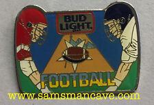 Bud Light Football Pin