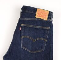Levi's Strauss & Co Hommes 505 Jeans Jambe Droite Taille W36 L32 BBZ683