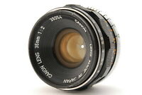 【NEAR MINT】 Canon 35mm F/2 Leica Screw Mount L39 LTM MF Lens from JAPAN