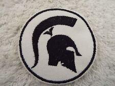 "SPARTAN Helmet 3"" Embroidery Iron-on Custom Patch (E3)"