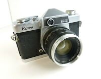 Kowa Model SE 35mm Camera for Parts or Repair