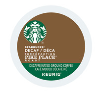 Starbucks Coffee Keurig K-Cups, Decaf Pike Place Roast, Medium Roast - 96 Count