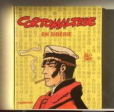 Corto Maltese en Sibérie. Casterman 1982. HUGO PRATT