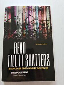 Read Till It Shatters -Thak Chaloemtiarana