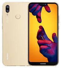 Huawei P20 lite 64GB Gold Handy (Single Sim) Platinum Gold Android Neu