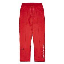 NWT Gosha Rubchinskiy x Sergio Tacchini Track Pants Red Small