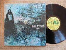Alan Sorrenti – Aria - gatefold - LP