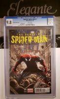 Superior Spiderman 1 CGC 9.8 Giuseppe Camuncoli Variant Marvel 2013 Amazing prin