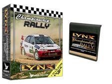Championship Rally for the Atari Lynx BRAND NEW Songbird