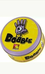 Dobble Game by Asmodee Playing Card Game, Brand New, Fast Delivery UK