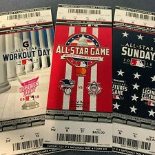2018 MLB All-Star Game, Home Run Derby and Futures/Celebrity Souvenir Tickets