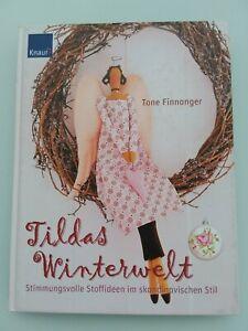 TILDA BUCH: Tiĺdas Winterwelt