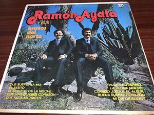 RAMON AYALA Y LOS BRAVOS DEL NORTE NI POR MIL PUNADOS DE ORO DLV 76 VG+ 1972