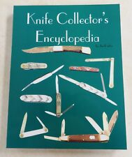 Knife Collectors Encyclopedia Jim Parkers Final Book 2004 BRAND NEW CONDITION NR