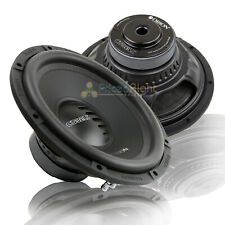2 Pack Orion Cobalt CO124S Series 12 Inch 1400 Watt Max 4 Ohm Single Subwoofer