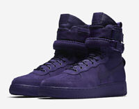Nike SF AF1 High Special Field Air Force 1 Mens Shoes Court Purple 864024-500