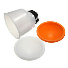 Photography Flash Diffuser Camera Bouncings Cloud Reflector With Dome Cover