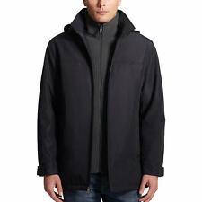 Weatherproof® Men's Ultra Tech Jacket Hoodie, Black, Size XL, NWoT
